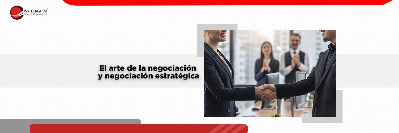 El arte de la negociación, y negociación estratégica